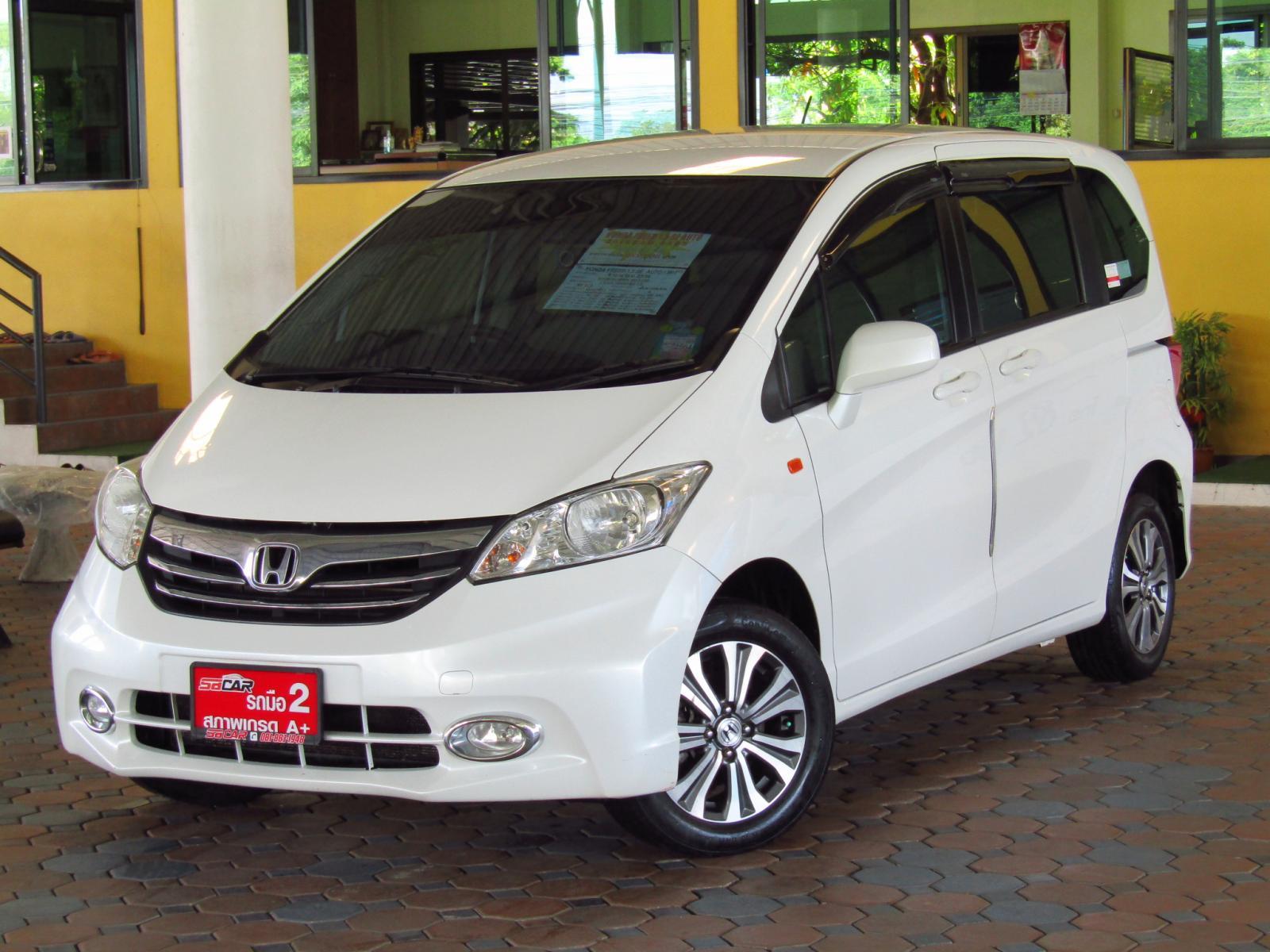 2013 Honda Freed 1.5 SE 80041 | ขายรถฮอนด้า.com