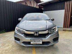 2019 Honda CITY 1.5 S i-VTEC รถเก๋ง 4 ประตู รถสภาพดี มีประกัน