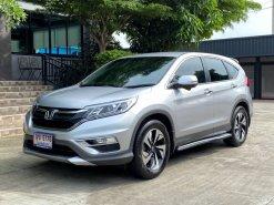 2016 Honda CR-V 2.4 EL 4WD SUV รถสวย
