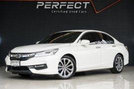 ขายรถ Honda ACCORD 2.0 EL i-VTEC ปี2017 รถเก๋ง 4 ประตู