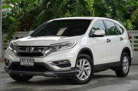 2016 Honda CR-V 2.0 E 4WD SUV รถบ้านแท้