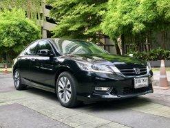 Honda ACCORD 2.4 EL NAVI รถเก๋ง 4 ประตู