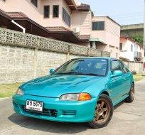 ขายรถ 1995 Honda CIVIC 1.5 3Dr EX รถเก๋ง 3 ประตู
