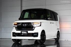 2021 Honda N-BOX 660 Custom รถตู้/VAN รถบ้านมือเดียว