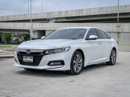 2019 Honda ACCORD 1.5 TURBO EL รถเก๋ง 4 ประตู ฟรีดาวน์