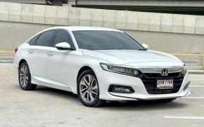 2019 Honda ACCORD 1.5 TURBO EL รถเก๋ง 4 ประตู ออกรถ 0 บาท