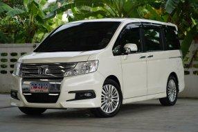 2012 Honda STEPWGN SPADA 2.0 JP รถตู้/MPV ดาวน์ 0%