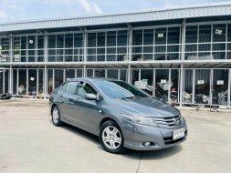 2009 Honda CITY 1.5 S i-VTEC รถเก๋ง 4 ประตู รถตัวถังสวย ไม่เคยมีอุบัติเหตุหนัก เครื่องเกียร์ปกติ