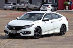 2017 Honda CIVIC 1.5 Turbo สวย